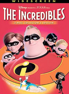 The Incredibles cover image