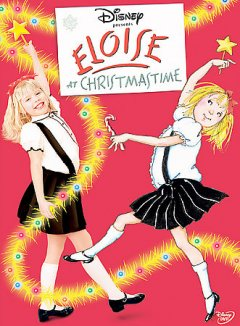 Disney presents Eloise at Christmastime cover image