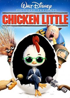 Chicken Little cover image