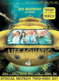 The life aquatic with Steve Zissou cover image