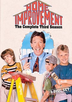 Home improvement. Season 3 cover image