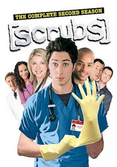 Scrubs. Season 2 cover image