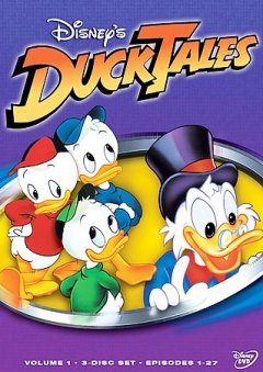 Ducktales. Volume 1 cover image