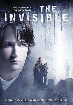 The invisible cover image