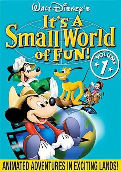 It's a small world of fun! Volume 1 cover image