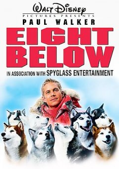 Eight below cover image