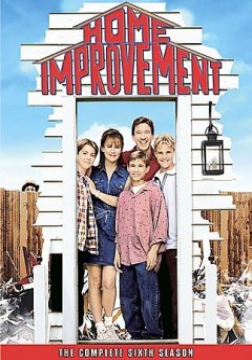 Home improvement. Season 6 cover image