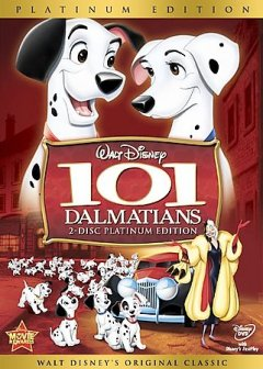 One hundred and one Dalmatians cover image