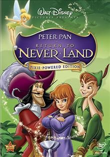 Peter Pan in Return to Never Land cover image