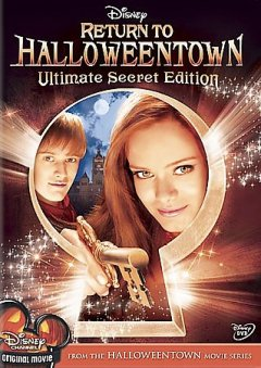 Return to Halloweentown cover image