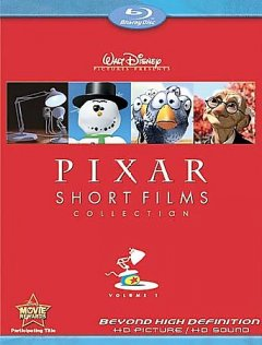 Pixar short films collection. Volume 1 cover image