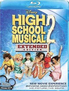 High school musical 2 cover image