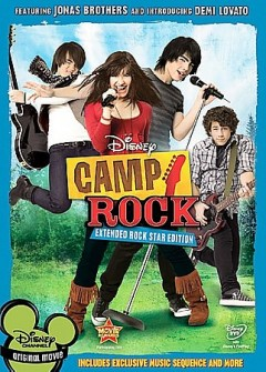 Camp Rock cover image