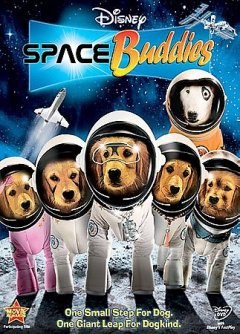 Space buddies cover image