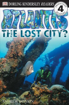 Atlantis : the lost city cover image