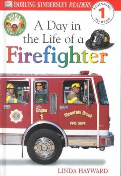 A day in the life of a firefighter cover image