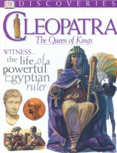 Cleopatra, the queen of kings cover image