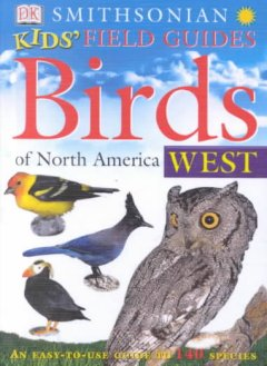 Birds of North America. West cover image