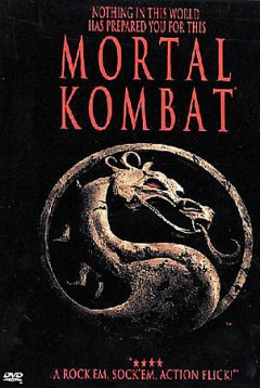 Mortal kombat cover image