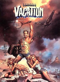 National Lampoon's vacation cover image