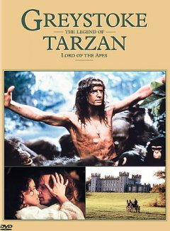 Greystoke the legend of Tarzan, lord of the apes cover image