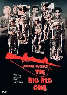 The big red one cover image