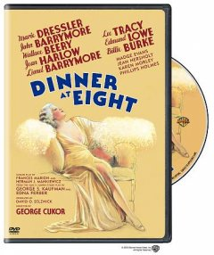 Dinner at eight cover image