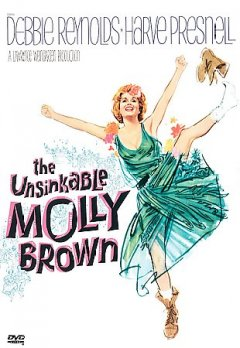 The unsinkable Molly Brown cover image