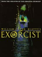 William Peter Blatty's The exorcist III cover image