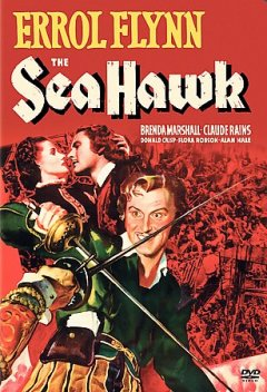 The sea hawk cover image