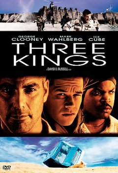 Three kings cover image