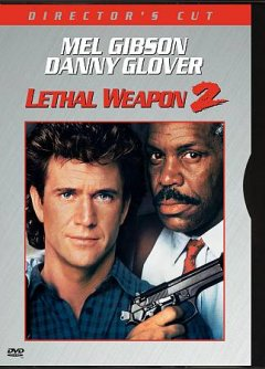 Lethal weapon 2 cover image