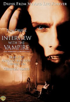 Interview with the vampire the vampire chronicles cover image