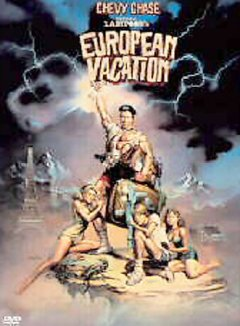 National Lampoon's European vacation cover image