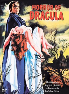 Horror of Dracula cover image