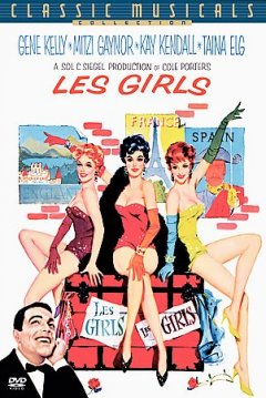 Les girls cover image