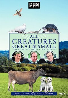 All creatures great & small. Season 3 cover image