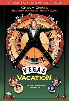 Vegas vacation cover image