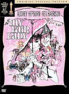 My fair lady cover image