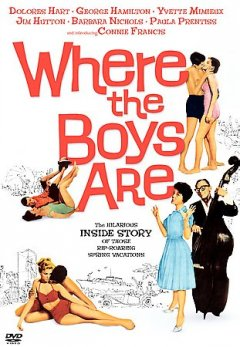 Where the boys are cover image