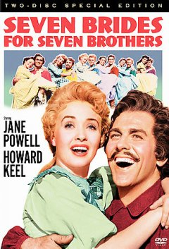 Seven brides for seven brothers cover image