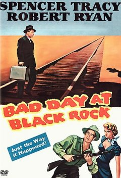 Bad day at Black Rock cover image