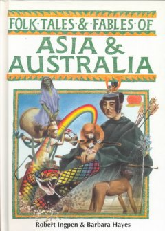 Folk tales & fables of Asia & Australia cover image