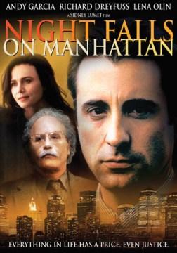 Night falls on Manhattan cover image