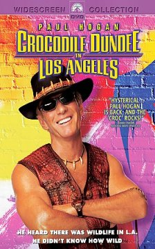 Crocodile Dundee in Los Angeles cover image