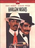 Harlem nights cover image