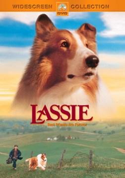 Lassie cover image