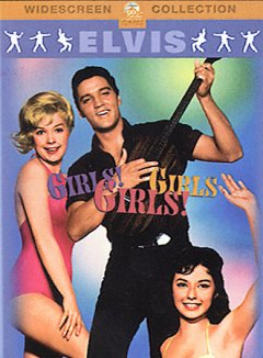 Girls, girls, girls cover image