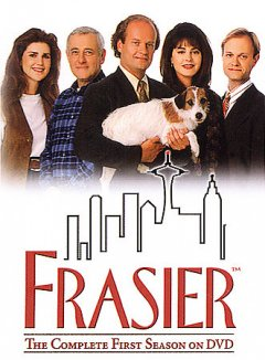 Frasier. Season 1 cover image