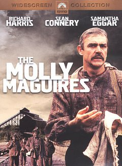 The Molly Maguires cover image